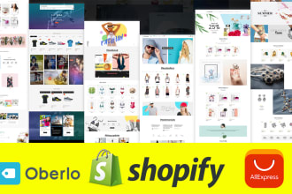 Affordable Shopify Development Services | Fiverr