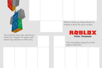 Shirts For 1 Robux - Fiverr Search Results For Roblox Shirt