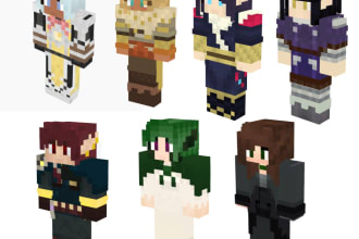 Fiverr Search Results For Minecraft Pixel Art