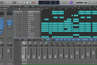 master your song in logic pro x