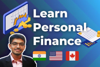 give you personal finance and wealth creation course