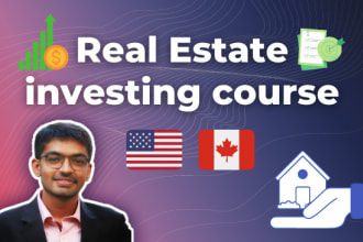 give you real estate investing course