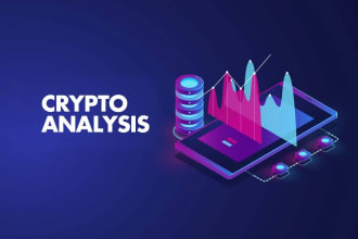 do analysis and research altcoins daily for you