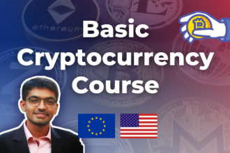 give you cryptocurrency course
