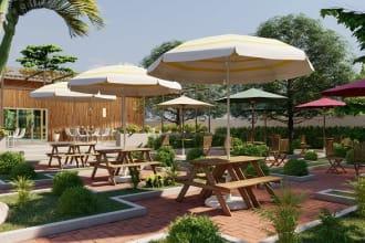create your front yard, backyard, garden, and landscape design
