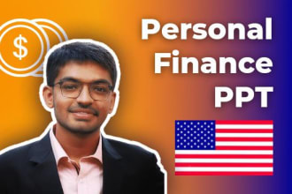 give you ppts on personal finance