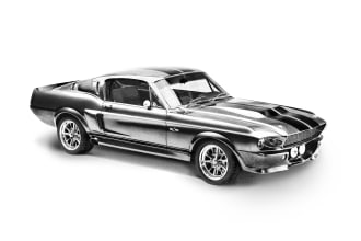 illustrate automobiles in my realistic style