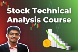 give you a stock technical analysis course