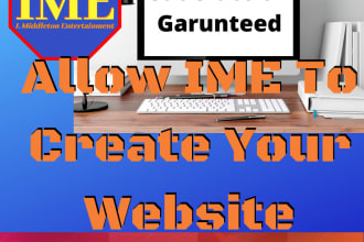 create a website for you in any niche