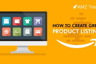 create amazon product listing