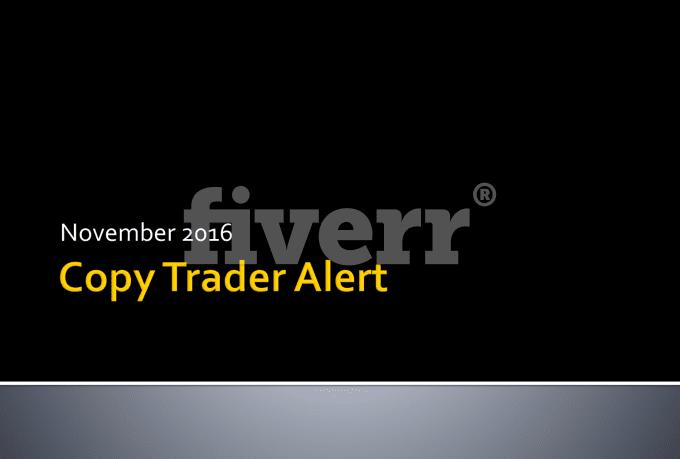 Forex trader the black dog trading system 99