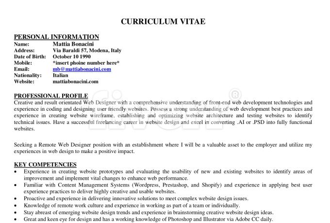 Resume writing Resume LinkedIn Cover Letter