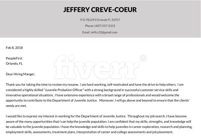Resume rewrite service free