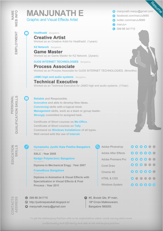 2 Easy Ways to Improve Your Resume with