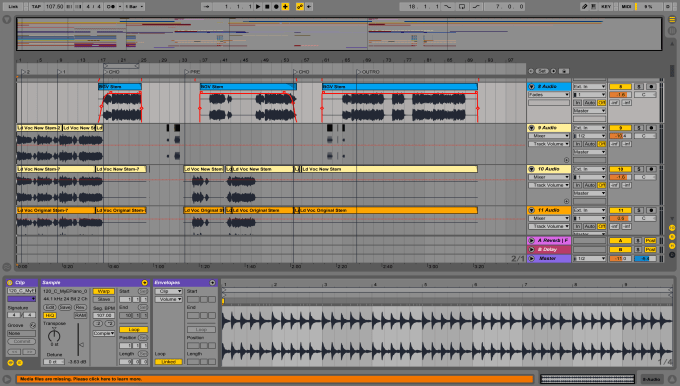 Remix Your Song Using Ableton Live And Supercollider By Digitalfabric Fiverr