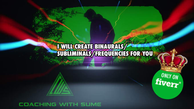 create binaural beats and subliminals for you