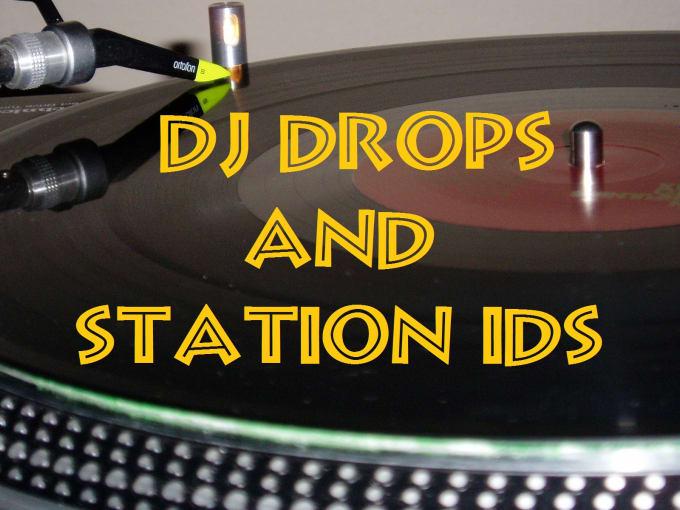 DJ Drops /& Radio Station Jingles