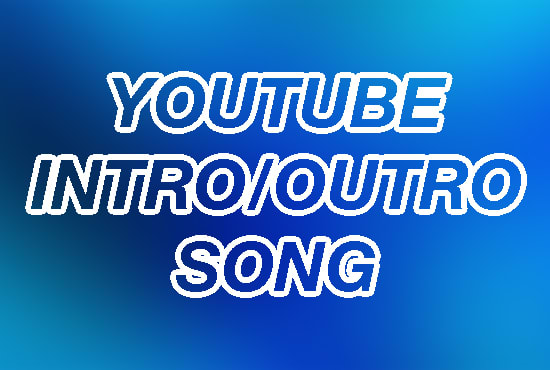 Make A Sick Intro Outro Song For Your Youtube Videos By Wolphemusic