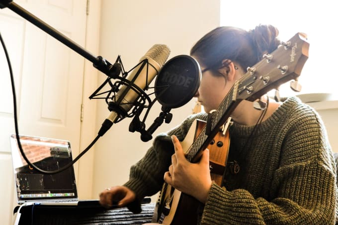 Turn Your Bedroom Demo Into A Studio Track Singersongwriter Or Folk By Gwinny