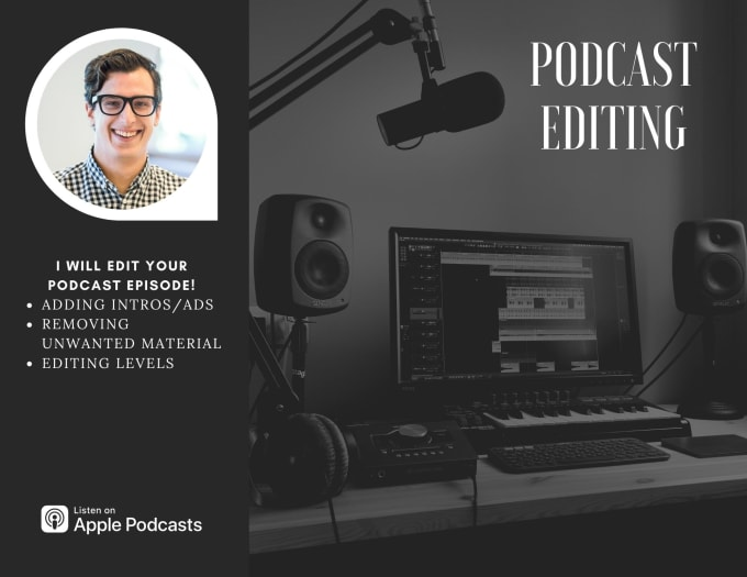 edit your podcast episode