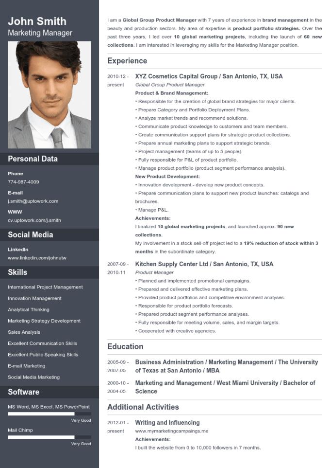 Resume Builder - Download