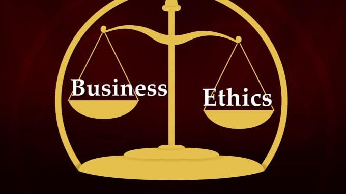 buisness ethics