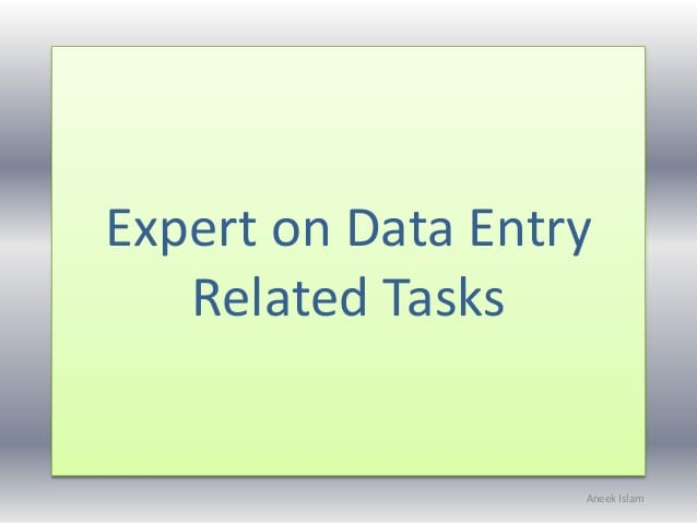 Fetch data from access to excel
