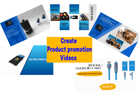 creative product promotion