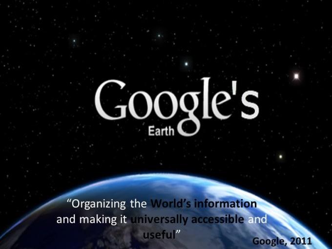 the google organization