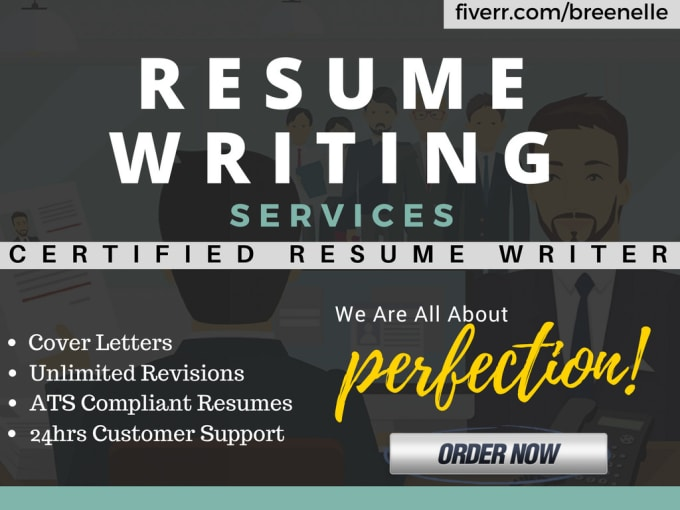 Resume Writers for Hire Online | Fiverr