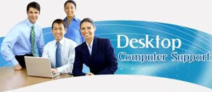 desktop support specialist