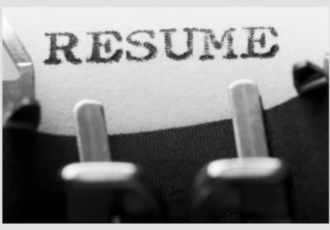 edit  spell check or write your resume by danielleglam