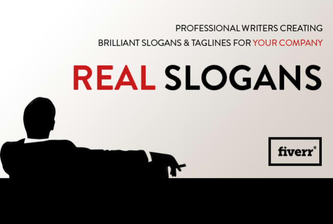 Create A Perfect Slogan Or Tagline By Sucantare