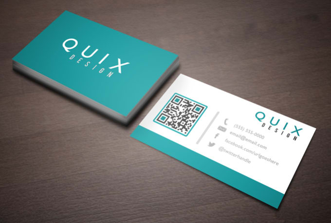 design an awesome double sided business card by quixdesign