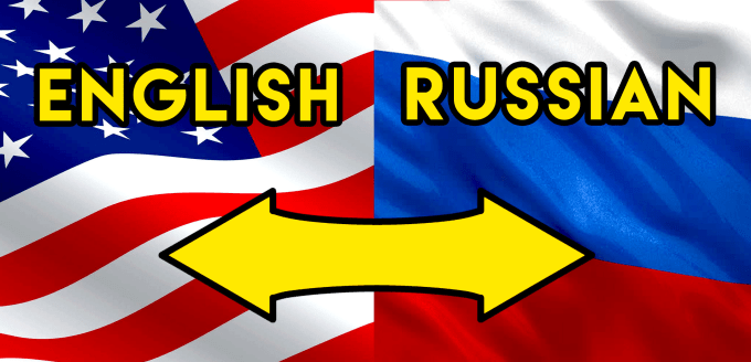Natively translate english to russian and russian to ...