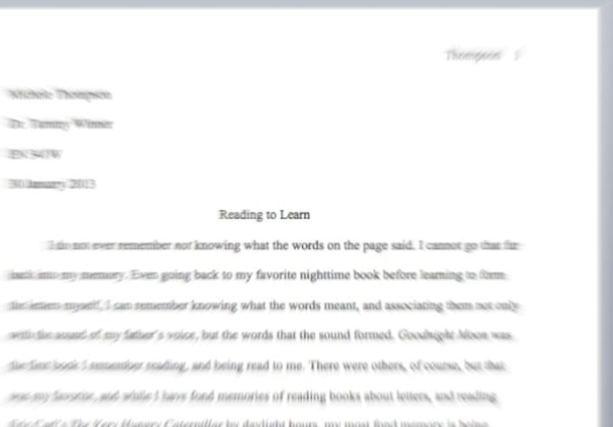 How to write a philosophy paper conclusion