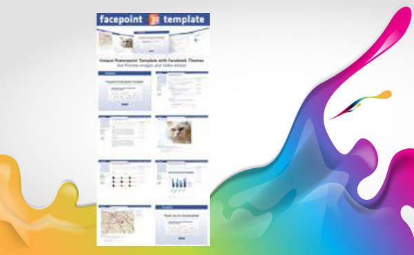 send you powerpoint presentation templates pack by whitevox
