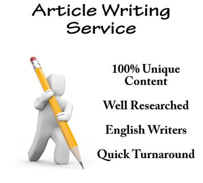 Professional article writing services chennai