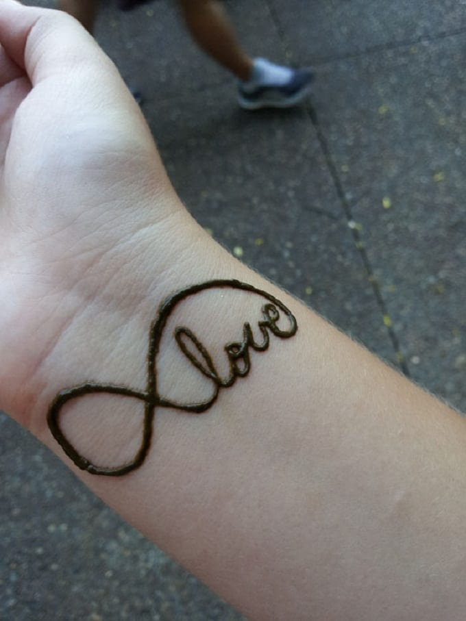 Henna Tattoo Designs Names: Write Any Name Or Message Using Mehndi Or Henna By Russa6