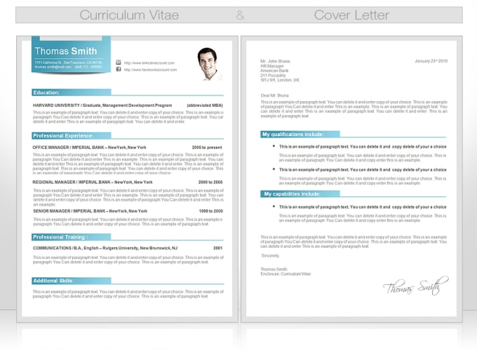 vitae and resume difference