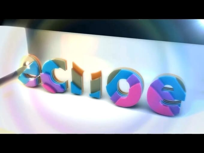 Create 3d logo animation for you by Ekowahyu989