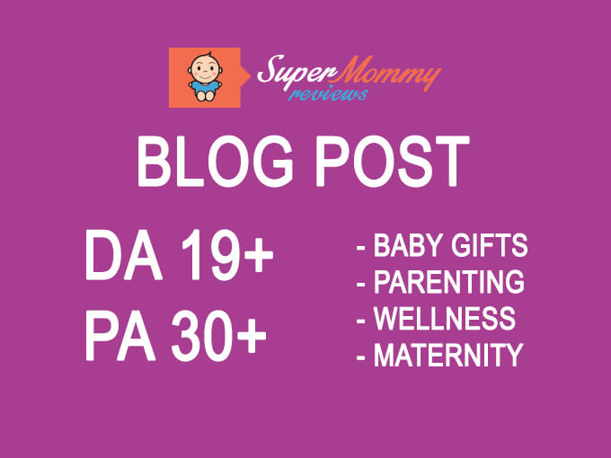 Baby Gifts Via Post : Guest post on my da pa baby gifts wellness
