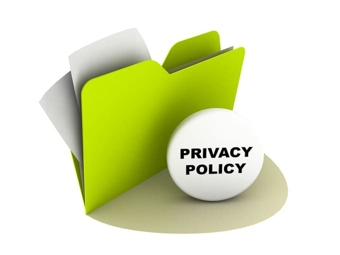 create privacy policy for your website by mylink2u