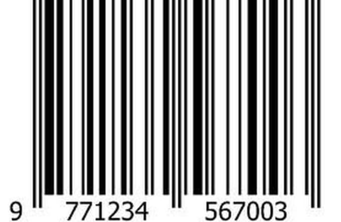 Create a scannable barcode by M45ryder