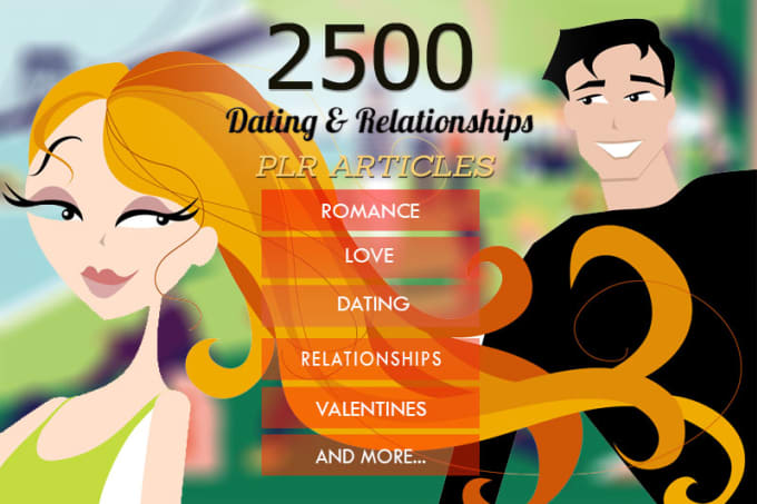 Video marketing plr articles on dating. online anime dating sims for guys.