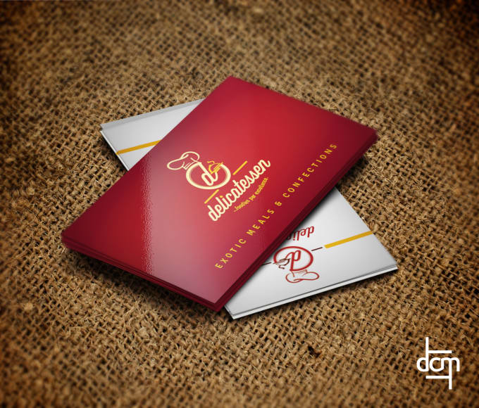 Business cards fiverr for Fiverr business cards