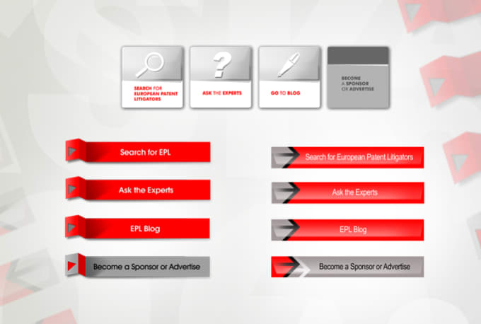 Design Creative 4 Web Buttons By Askmecreations