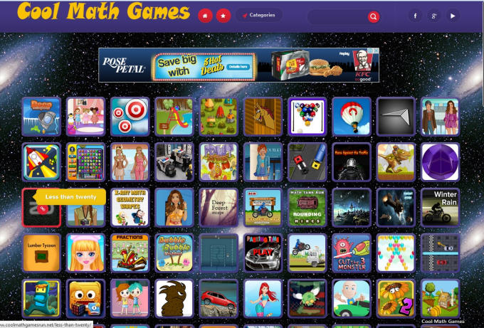 Create Online Game Website Include 50 000 Plus Games By