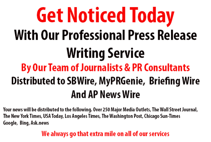 Press Release & Distribution