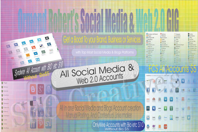 social media marketing packages pdf